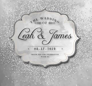 Leah & James' Wedding!
