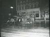 12-17-1949 Joseph Klein police car after accident