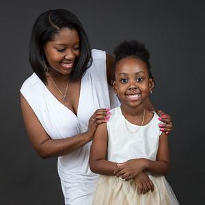 Candi & Family Portraits