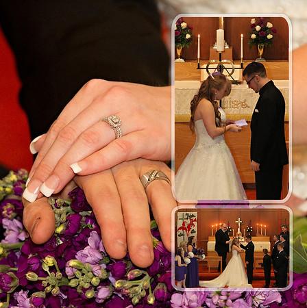 Sam and Amber's Wedding
