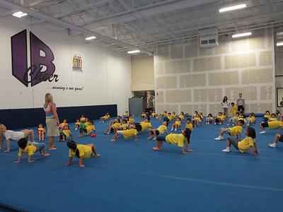 2013 Summer Camp IB Gym