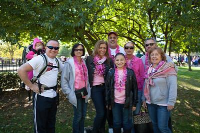 RCRS Cancer Cure Walk