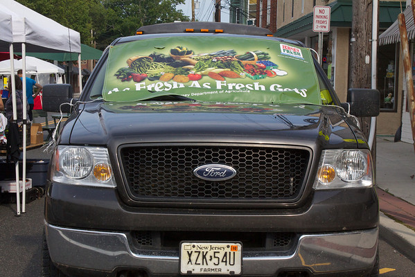 Farmers Market 8-3-2012