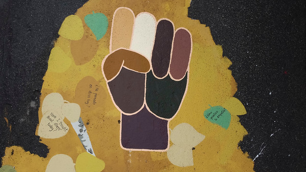 200718 Solidarity Street Mural