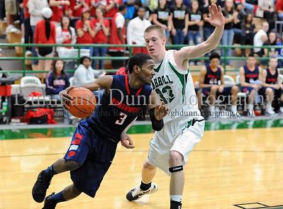 2010-12-21 - Northwest v Carroll (Varsity Basketball-men)