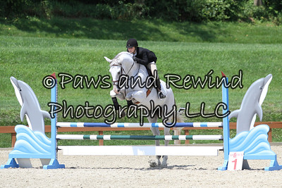 Grand Prix Ring: Low Child/Adult Jumpers