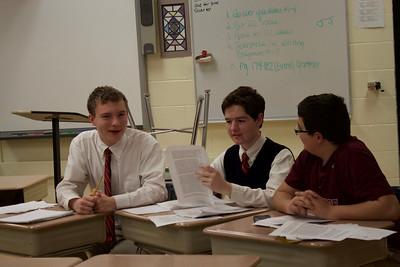Middle School Debate Team