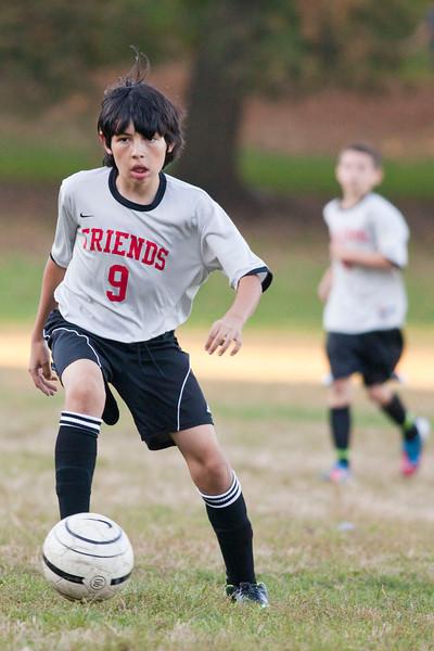 Boys Grade 6 Soccer