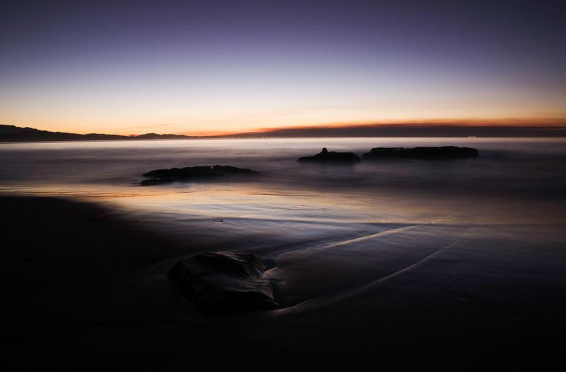Dawn at UC Santa Barbara