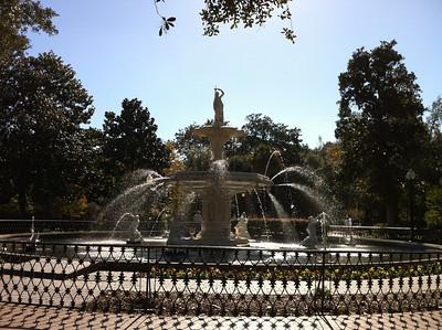 Trip to Savannah