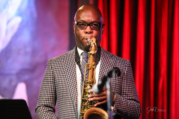 Tim Warfield's Jazzy Christmas - Jazz Showcase 12-21-2019
