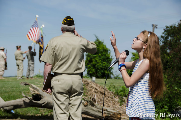 2013 Salem County Memorial Day Services