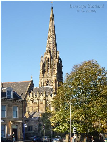 Christ Church, Holy Corner, Morningside