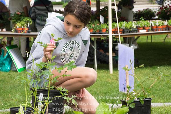 Garden Club Plant Sale