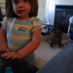Kailin age 2 dancing 1