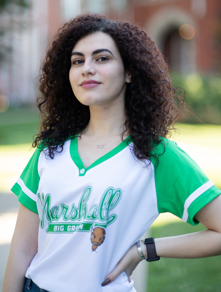 Sara Alasttal  Pre-med bio Class of 2021