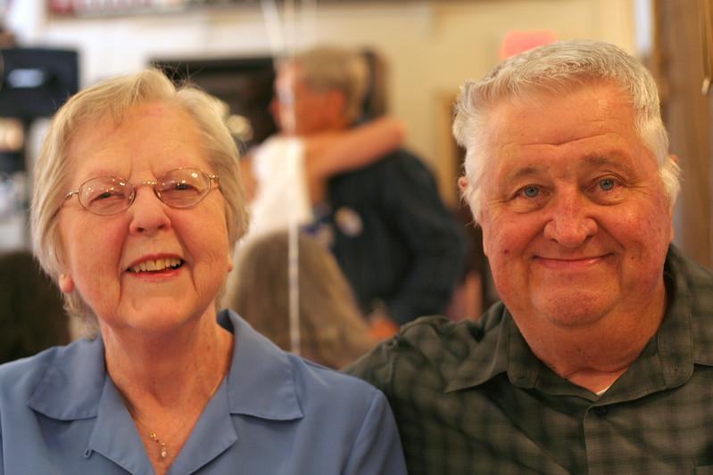 Eileen and Ben Schremp