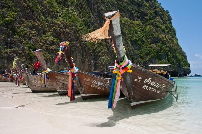 Maya Bay Boats