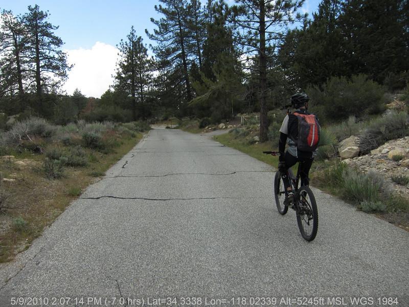 20100509164-Trail Recon, 3N14 Fire Road.JPG