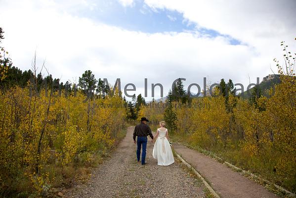 Amy and Matt - October, 2014