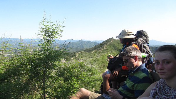 wohushan great wall camping【summer】