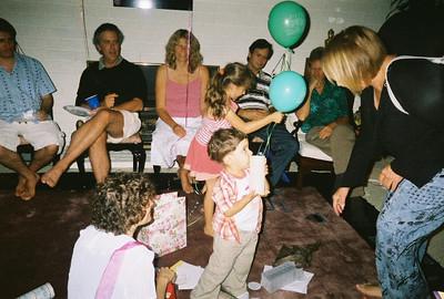 Adriana's Birthday Party