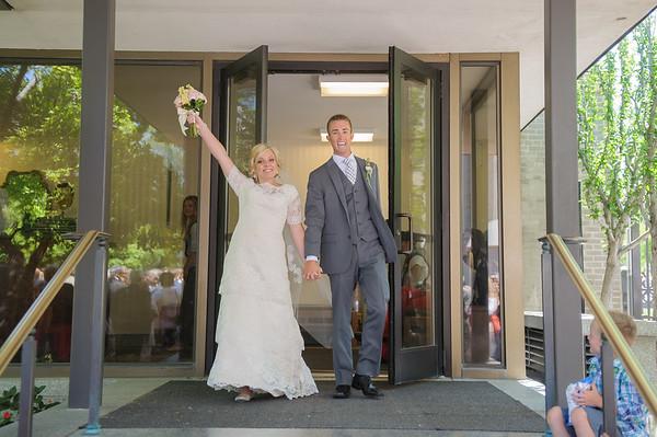 Ashley and Scott Wedding