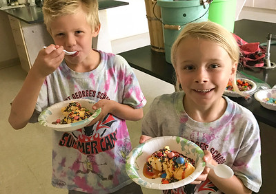 Summer Camps - Soccer & Ice Cream 8-6 to 8-10-18
