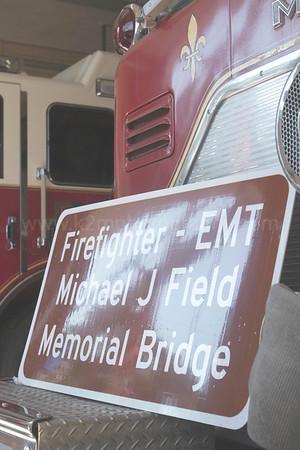 Michael Field Bridge Renaming [10-3-20]