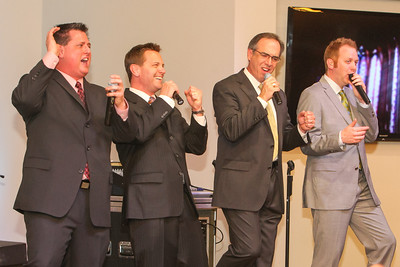 Legacy Five at the Rock Church