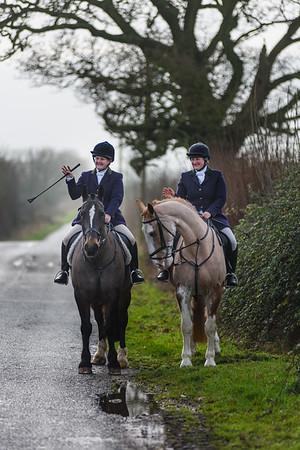 Fitzwillliam Pony Club Meet 2019