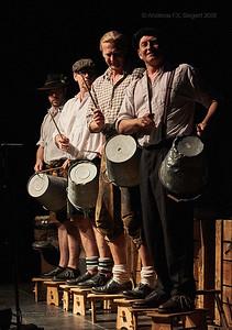 Alpin Drums @ Alter Speicher