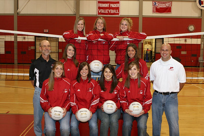 Girls Varsity Volleyball - 2006-2007 - 12/5/2006 Misc Pictures