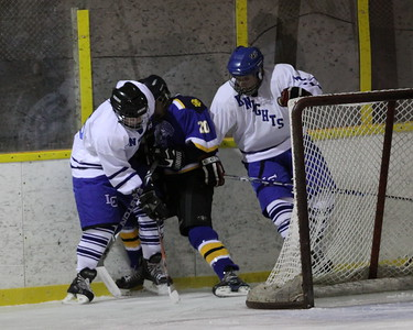 LC JV Hockey v. HC