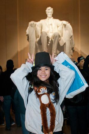 Lincoln_Vietnam Memorial_2013