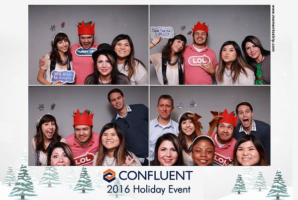 Confluent Medical Technologies 2016 Holiday Event