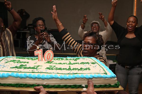 Jessie's 70th Birthday Celebration