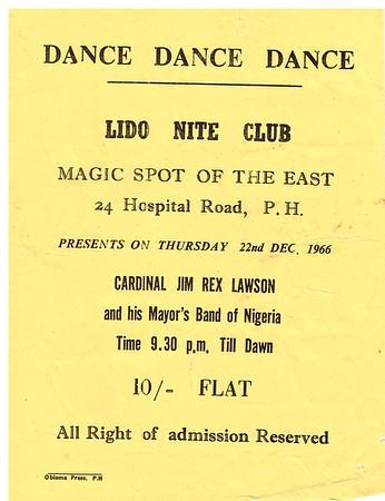 Nigeria & Biafra scenes, 1966-67