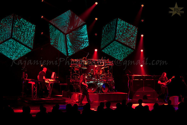 Dream Theater - Oct 25-27, 2011