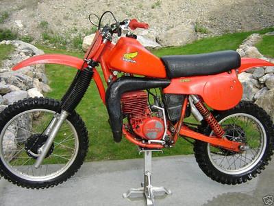 1980 CR 250
