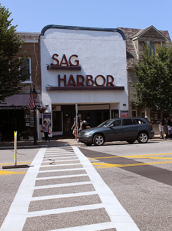 A Day in Sag Harbor, August 2014