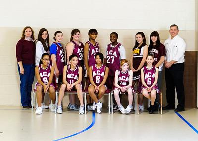 2011 ACA Basketball