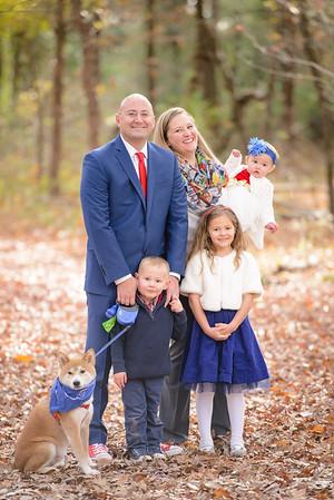 Duffy Family 2017