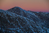 Mt. Jackson with Sunrise Alpenglow