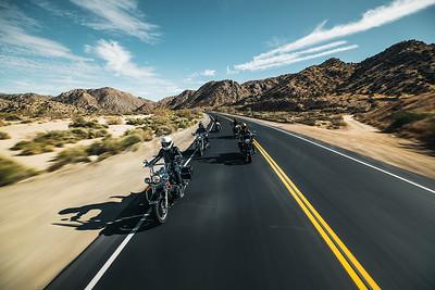 2019 Palm Springs Desert H-D Ride