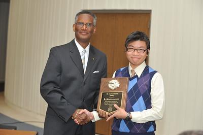 2009 Pharmacy Scholarship Reception