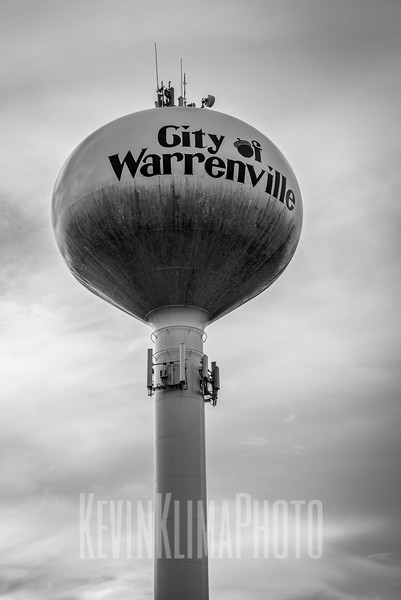City of Warrenville Water Tower