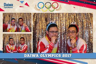 Daiwa Olymipcs - 10th Mar 2017
