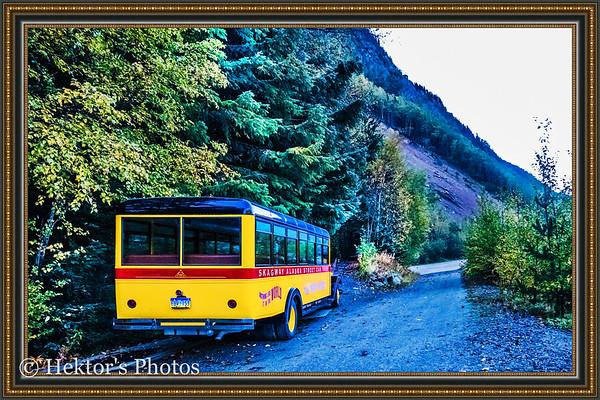 Skagway Streetcar Tour