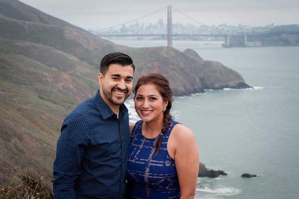 Sunil & Karen Surprise Proposal